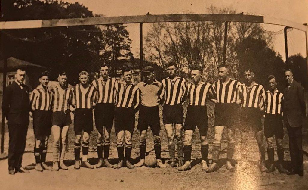 1. Mannschaft 1928