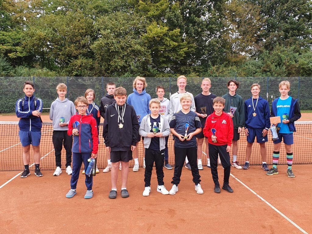 "15. Marker ""Tennisworld"" Jugend Cup"